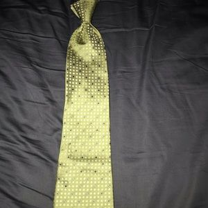 Banana Republic all silk tie